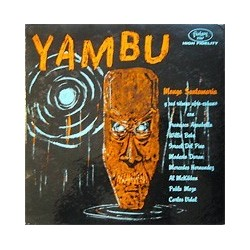 Santamaria Mongo Y Sus Ritmos Afro-Cubano – Yambu|1989 Globe Style – ORB 036