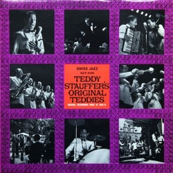 Stauffer's Teddy Original Teddies – Original Recordings Made In 1940/41 | Elite Special – SJLP 6306