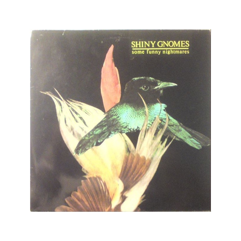 Shiny Gnomes – Some Funny Nightmares|1988 Pastell – POW 10