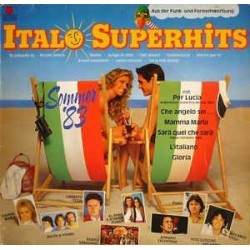 Various ‎– Italo Superhits Sommer '83|1983 Ariola ‎– 205 456