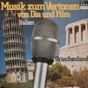 Musik Zum Vertonen Von Dia Und Film: Italien / Griechenland|1981 Fontana Special – 6449 061