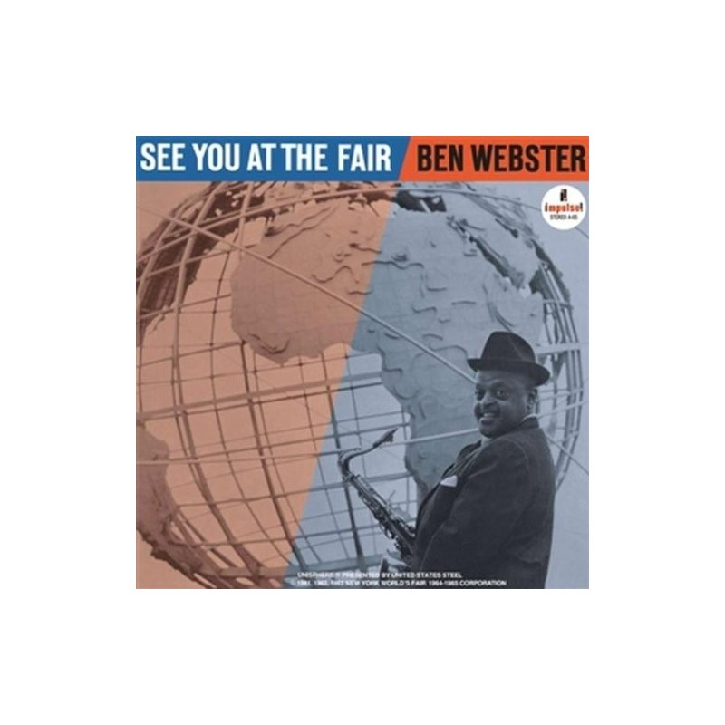 Webster Ben – See You At The Fair|1964/1976 Impulse! – IMPL 8034