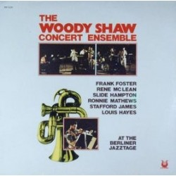 Shaw Woody Concert Ensemble The– At The Berliner Jazztage|1977 Muse Records – MR 5139
