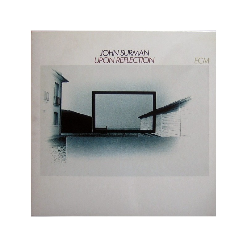 Surman John ‎– Upon Reflection|1979 ECM 1148