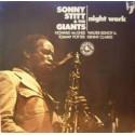 Stitt Sonny & The Giants – Night Work|1974 Black Lion Records – BLP 30154