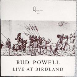 Powell Bud – Live At Birdland|Queen-disc – Q 024