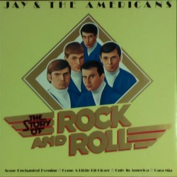 Jay And The Americans ‎– The Story Of Rock And Roll|United Artists Records ‎– UAS 30 055 XAT