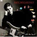 McCartney ‎Paul – All The Best|1987 Parlophone ‎– 164 7 48507 1