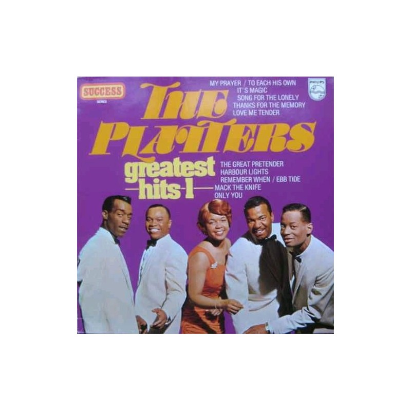 Platters The – Greatest Hits 1|Philips – 9279 106