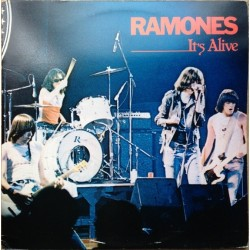 Ramones ‎– It's Alive|1979    Sire ‎– SRK2 6074