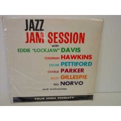 Various ‎– Jazz Jam Session|Palace ‎– M-675-Mono, Deep Groove
