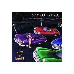 Spyro Gyra ‎– Rites Of Summer|1988 MCA Records ‎– 255 622-1