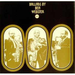 Webster Ben-Ballady by|1974 Verve 2683-049