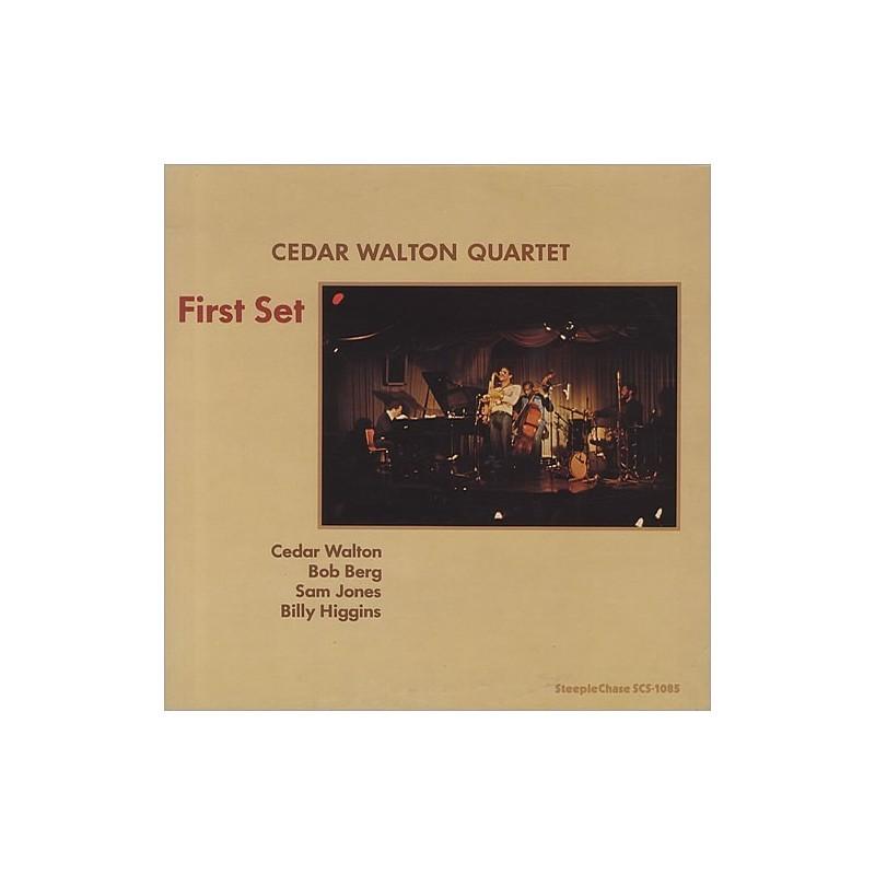 Walton Cedar Quartet – First Set|1978    SteepleChase – SCS-1085