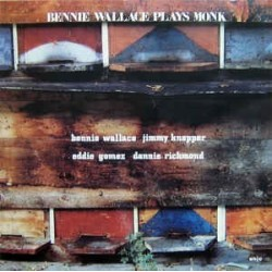 Wallace Bennie - Jimmy Knepper::: ‎– Plays Monk|1981 Enja Records ‎– 3091