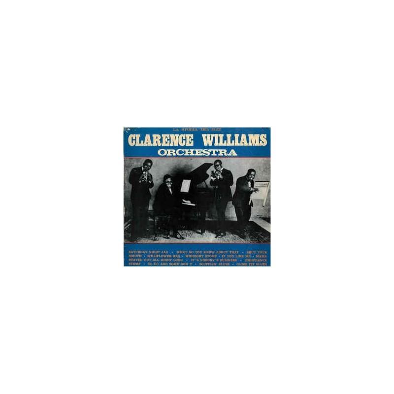 Williams ClarenceOrchestra – 1927-1929|1971 Joker – SM 3124