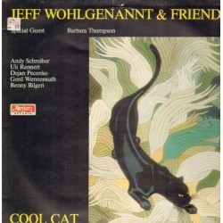 Wohlgenannt Jeff & Friends-Cool Cat|1984 Berton Records LP 9232