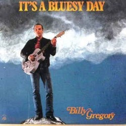 Gregory Bill ‎– It's A Bluesy Day|1980 Appaloosa ‎– AP 008