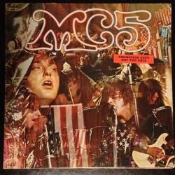 MC5 – Kick Out The Jams|1969     Elektra – ELK 22 02