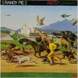 Randy Pie – Fast/Forward|1977     Polydor – 2417 109