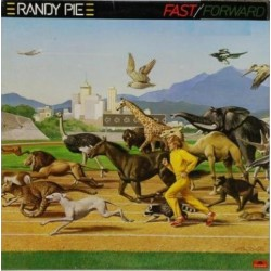 Randy Pie ‎– Fast/Forward|1977 Polydor ‎– 2417 109