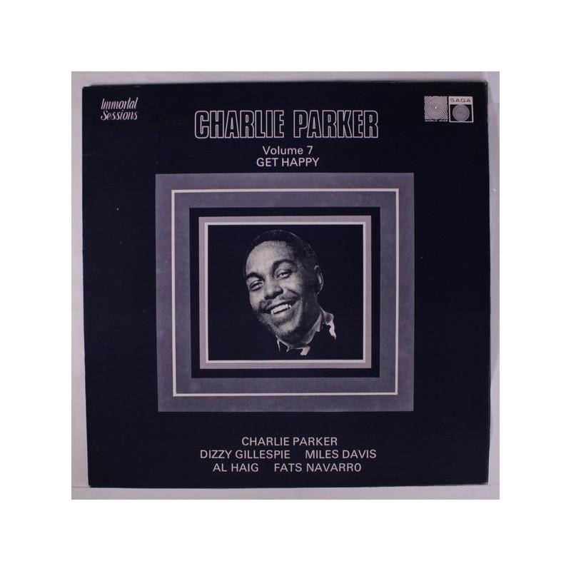Parker Charlie – Volume 7: Get Happy|1973 Saga – SAGA 6912