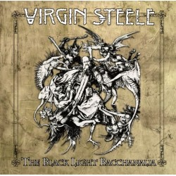 Virgin Steele ‎– The Black Light Bacchanalia|2010     Steamhammer ‎– SPV 308438