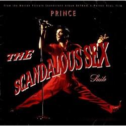 Prince – The Scandalous Sex Suite|1989-Maxi Single        Warner – 927 491-1