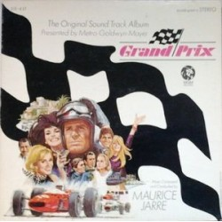 Grand Prix-Sound Track-Maurice Jarre |1966   665 071	Germany