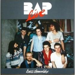 BAP – Live &8211 Bess Demnähx 1983 EMI 32 136-4