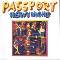 Passport– Heavy Nights 1986        WEA242 006-1