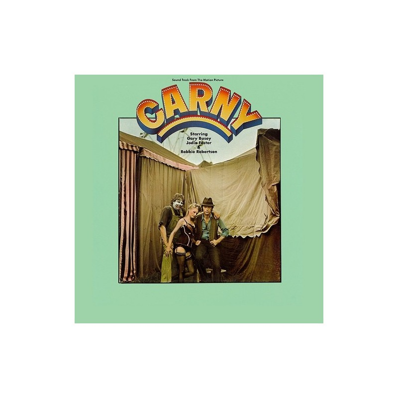 Carny-Soundtrack-Robbie Robertson And Alex North – |1980  HS 3455