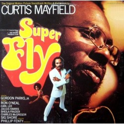Mayfield Curtis ‎– Super Fly|1972 Curtom ‎– CRS-8014-ST