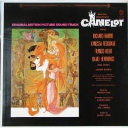 Camelot -Soundtrack- Frederick Loewe LM 2224