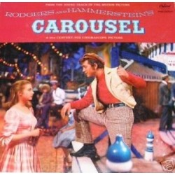 Carousel-Rodgers & Hammerstein ‎– Musical|1956 LCT 6105