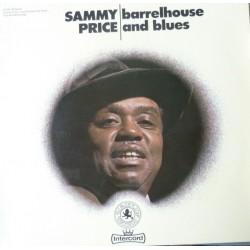 Price Sammy – Barrelhouse And Blues|1972 Black Lion Records – 28 436-4 U