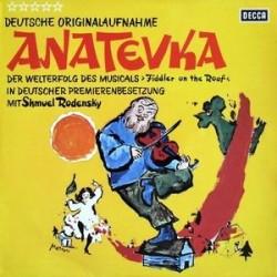 Anatevka &8211 Deutsche Originalaufnahme-Shmuel Rodensky – 621409