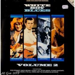 Various – White Boy Blues, Volume 2|1986 Castle Communications CCSLP 142
