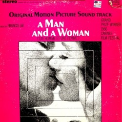 A Man And A Woman-Soundtrack-Francis Lai ‎  UAS 5147