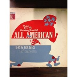 All American-LeRoy Holmes Orchestra -Musical  SE4034