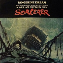 Tangerine Dream ‎– Sorcerer|1984 MCA Records ‎– 250 451-1