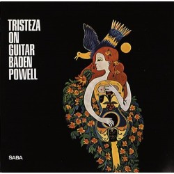 Powell ‎Baden – Tristeza On Guitar|1971 MPS Records ‎– 21 29623-7