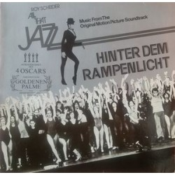 All That Jazz -Soundtrack (Hinter Dem Rampenlicht) |1979  9128 045