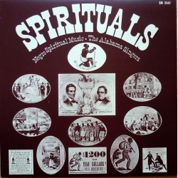 Alabama Singers The – Spirituals: Negro Spiritual Music 1970 Joker – SM 3342