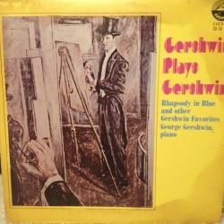 Gershwin George – Plays Gershwin|1974     Everest – 3371
