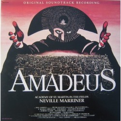 Amadeus-Filmmusik-Neville Marriner  Presents&8230|1984  825 126-1