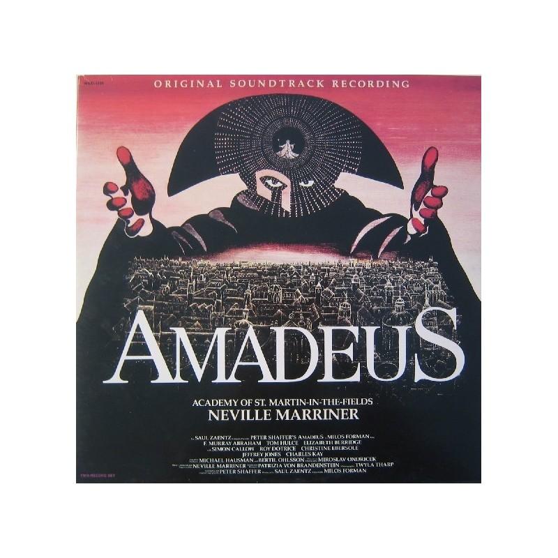 Amadeus-Filmmusik-Neville Marriner  Presents&8230 1984  825 126-1