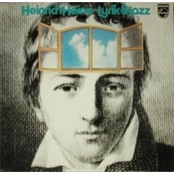 Heine Heinrich – Lyrik Und Jazz|1967     Philips – 840 479 PY