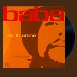 Baba ‎– Let It Shine / Beatbox Logic|2000   45279  Maxi Single