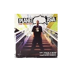 Planet Asia ‎– The Medicine / Stick & Move|2005 BAX 2038  Maxi Single
